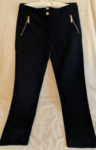 Michael Kors Navy Pants